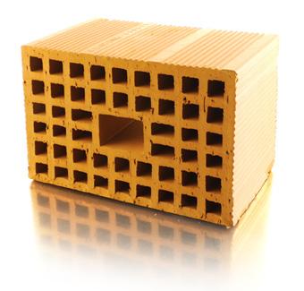 Blocco 20x30x19 f45 laterizi mattoni e materiali per - Forati portanti ...